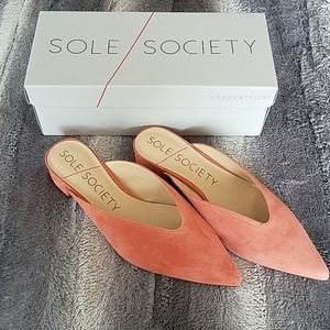 Sole Society Shoes NWT